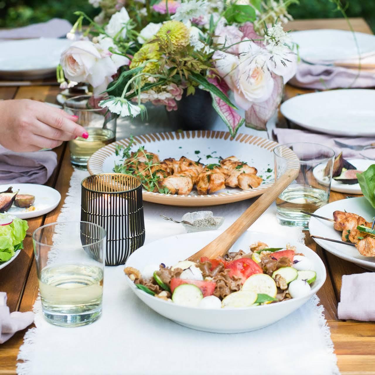 Healthy BBQ Recipes and Menu