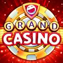GSN Grand Casino: Free Slots, Bingo & Card Games icon