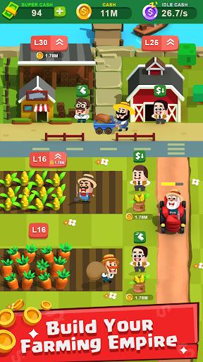 Farm Tycoon : Idle Clicker 1.0.3 screenshots 1