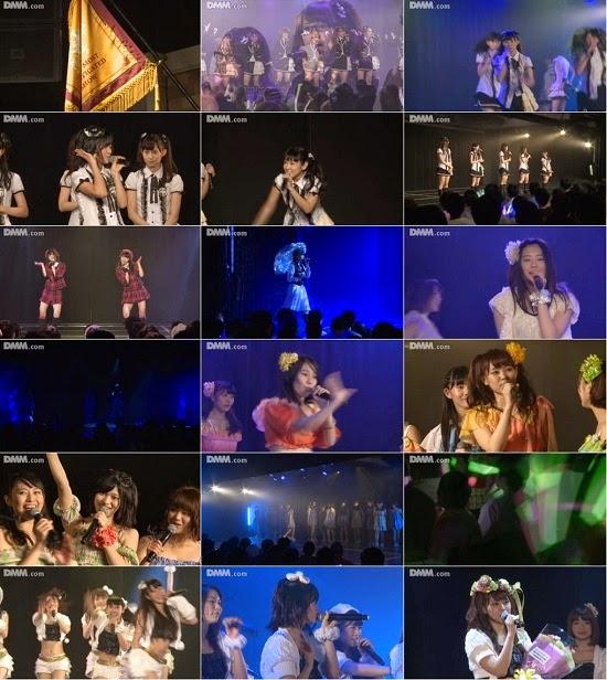 """(LIVE)(公演) SKE48 チームS """"制服の芽"""" 竹内舞の生誕祭 140902"""