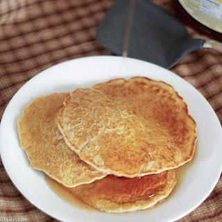 Oat Bran Pancakes Recipe
