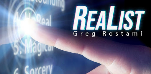 Image result for ReaList by Greg Rostami