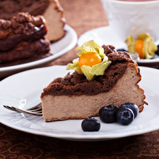 The Best No-Bake Chocolate Cheesecake