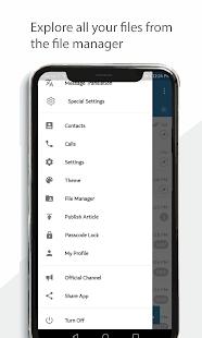 Plus Messenger 2019 - Advance Telegram's Features