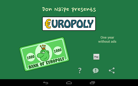 Europoly 1.0.4 screenshot 341074