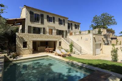 St Remy de Provence Luxury Villa