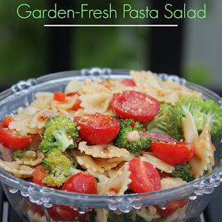 Garden-Fresh Pasta Salad