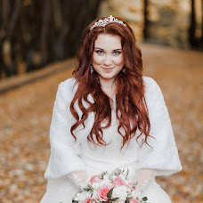 Wedding photographer Andrey Petukhov (Anfib). Photo of 11.12.2017
