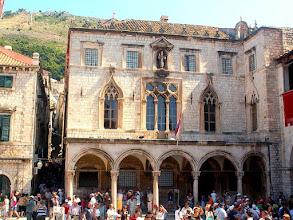 Photo: Dubrovnik - Stari Grad, Sponza Palace