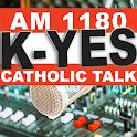 KYES, AM 1180, Catholic Talk icon