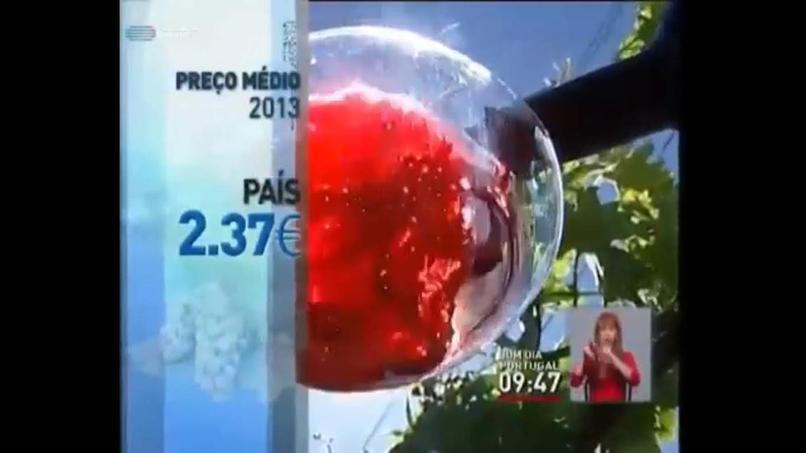 Douro é a região que mais produz e a que mais caro vende