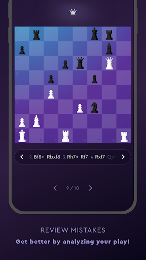Tactics Frenzy u2013 Chess Puzzles modavailable screenshots 5