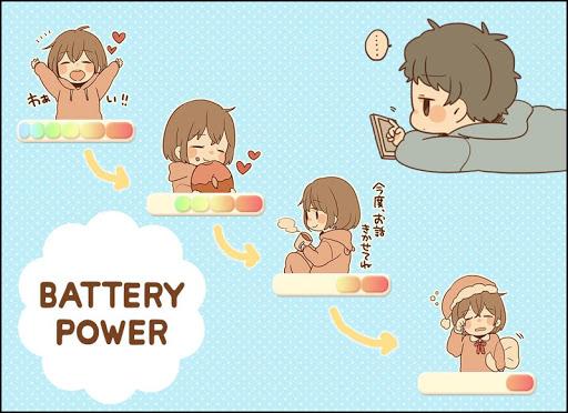 Battery Saver Frank-remark for PC