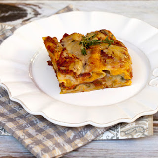 Butternut Squash & Spinach Lasagna With Review Of No Boil Noodles