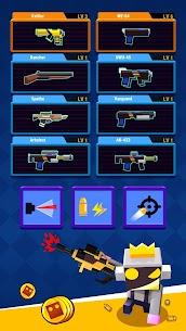 ROBO BLASTER: Guns! Shoot! Boom! MOD APK [No Ads] 5