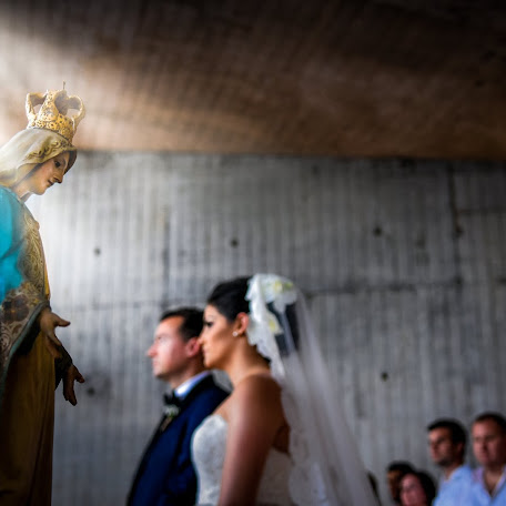 Wedding photographer Luis Paredes (fotografikabodas). Photo of 17.03.2018