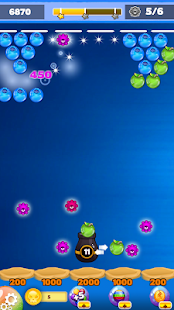 Bubble Guppies - Fruit Bubble Shooter Screenshot