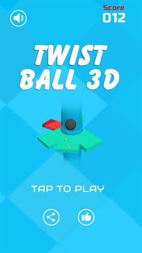 Helix Ball Jump 5.1 screenshots 1