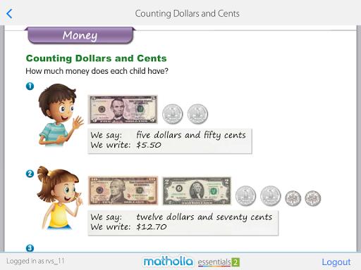 Matholia Essentials 2