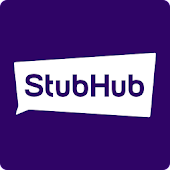 5.  StubHub - Tickets to Sports, Concerts & Events