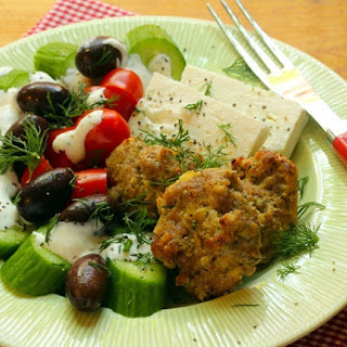 Ted's Lemon-dill Turkey Meatballs