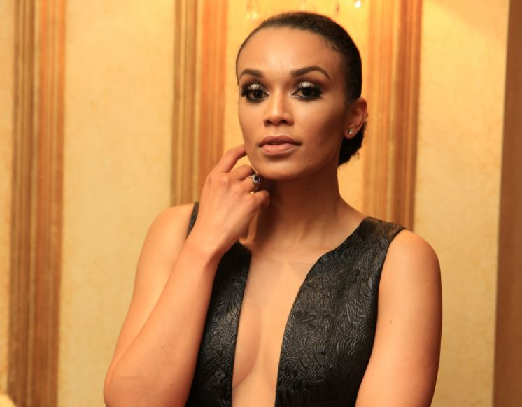 Pearl Thusi took on Helen Zille in a tweet on Tuesday.