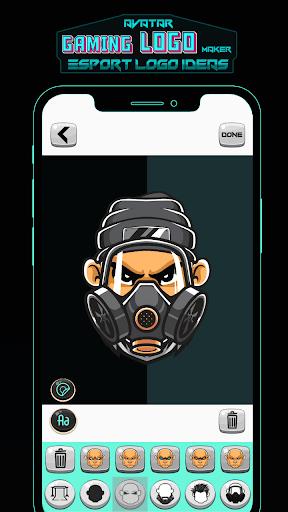 Avatar Gaming Logo Maker: Esport Logo Ideas screenshots 2