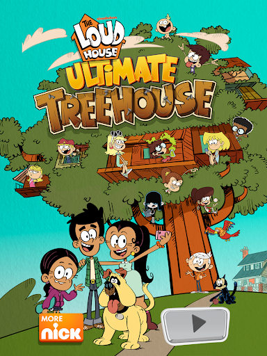 Loud House: Ultimate Treehouse  screenshots 7