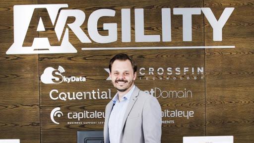 Marko Salic, CEO at ATG.