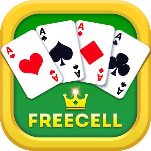 FreeCell Solitaire -Classic & Fun Card Puzzle Game