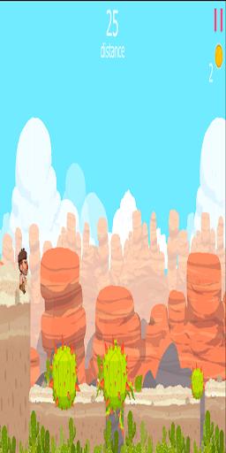 Desert Run screenshot 1