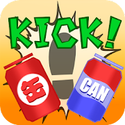Can KicKing - Game to kick the empty can