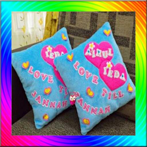 Unique Pillow Craft Ideas