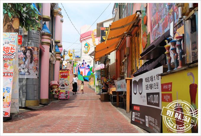 韓國童話村