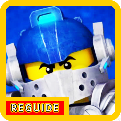 REGUIDE LEGO NEXO KNIGHTS MERLOK