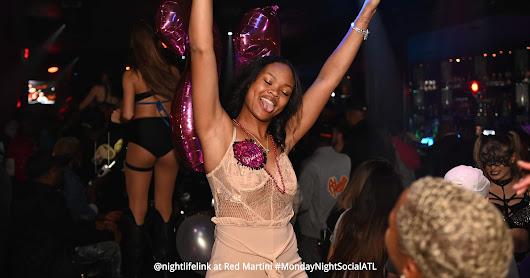 Monday January 13,2020-Atlanta,GA-Red Martini-#MondayNightSocialATL