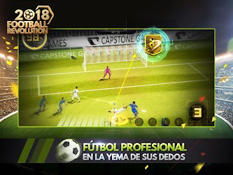 Football Revolution 2018 APK 8