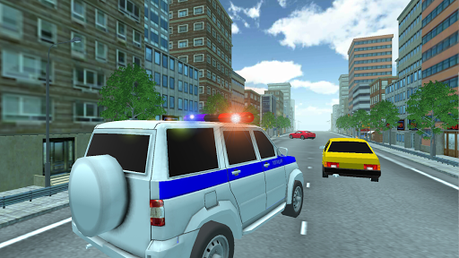 Police Car DPS apktreat screenshots 2