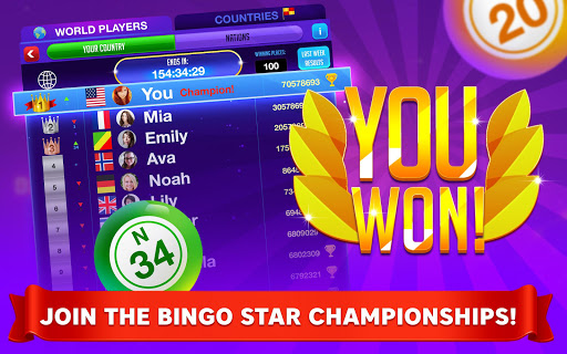 Bingo Star - Bingo Games screenshots 11