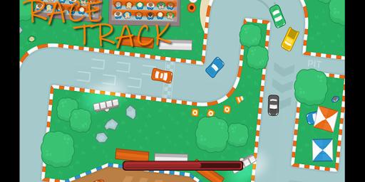 Race track  captures d'écran 1