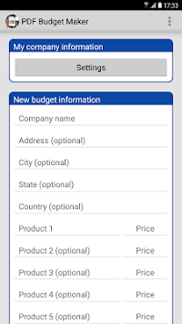 download pdf budget maker apk latest version app for android devices