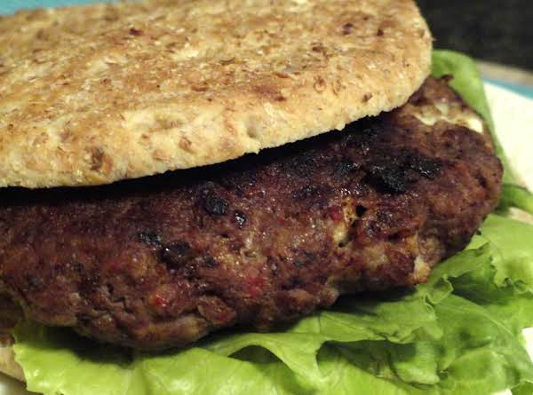 Greek King Burger