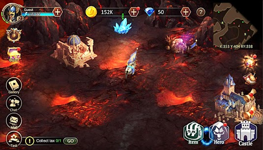 Dungeon & Heroes: 3D RPG App Download For Android and iPhone 6