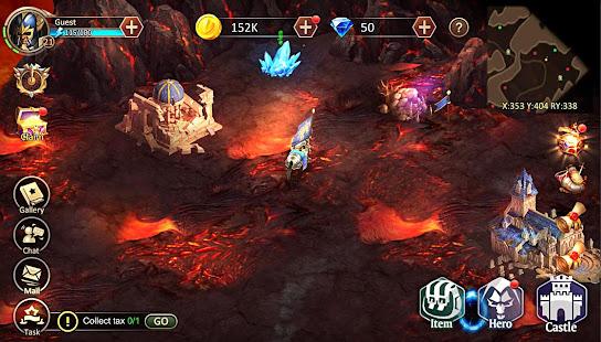 地牢與英雄:3D RPG