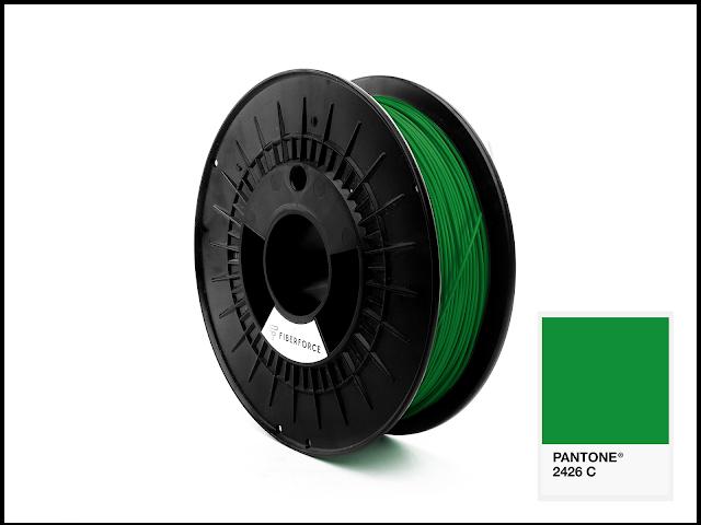 FiberForce Pantone (R) 2426 C PLA Filament - 1 75mm (0 75kg)