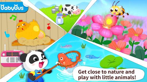Little Panda's Farm Story apktram screenshots 1