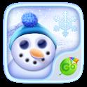 Witenr Snow GO Keyboard Theme icon