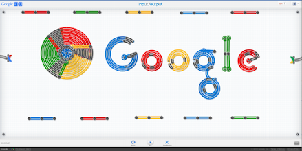 Photo: Keep the cool Chrome logos comin'! http://goo.gl/c3gyx