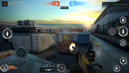 Alone Wars: Multiplayer FPS Battle Royale 1.5 screenshots 4