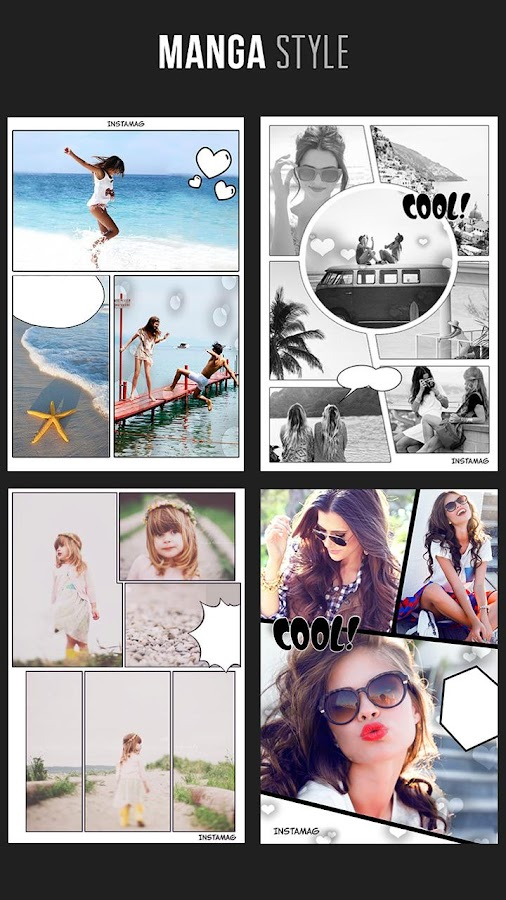 InstaMag - Collage Maker- screenshot